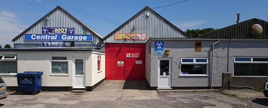 Central Garage Paulton Ltd Home
